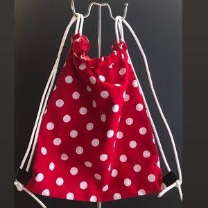 Handmade string bag